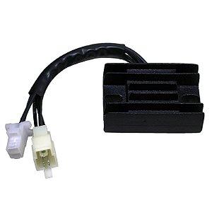 Regulador Retificador de Voltagem Intruder 250 97-01 Chiaratto