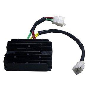 Regulador Retificador de Voltagem StreetFighter 848 Chiaratto