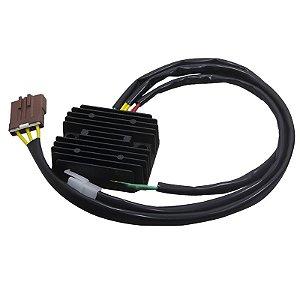 Regulador Retificador de Voltagem SuperMoto 690 07-08 Chiaratto