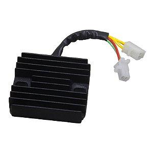 Regulador Retificador de Voltagem Roadwin 250R 11-14 Chiaratto