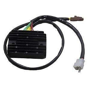 Regulador Retificador de Voltagem MP3 400 07-11 Chiaratto