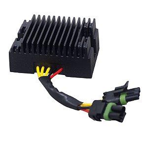 Regulador Retificador de Voltagem Sportster LE DI 04-06 Chiaratto