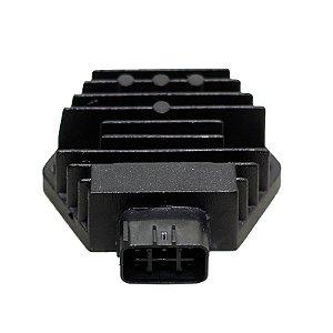 Regulador Retificador de Voltagem YFZ 450 (injetado) 09-17 Chiaratto