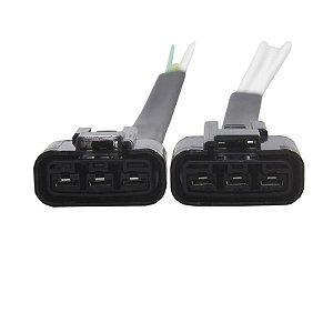 Conector Regulador Retificador Ninja Zx-6r 600 09-14