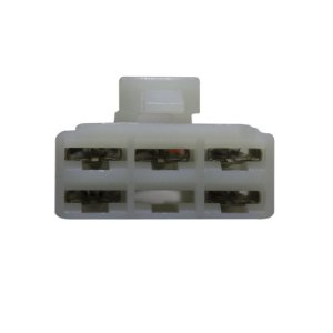 Conector Regulador Retificador Intruder Lc 1500 99-05