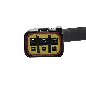 Conector Regulador Retificador R6 Yzf 600 06-12