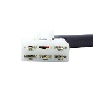 Conector Regulador Retificador Kansas 250 08-09