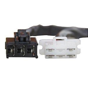 Conector Regulador Retificador Cbr 600 F 01-06
