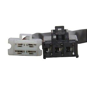 Conector Regulador Retificador Cbr 600 Rr 03-06