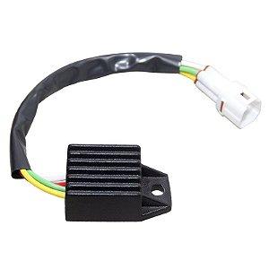 Regulador Retificador de Voltagem EXC 200 05-07 Chiaratto