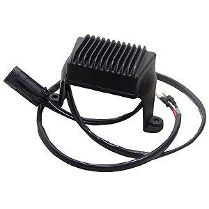 Regulador Retificador de Voltagem Touring Road King 02-03 Chiaratto