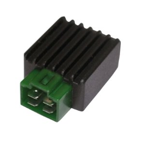 Regulador Retificador de Voltagem CG 150 Titan 03-08 Chiaratto