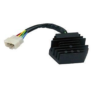Regulador Retificador de Voltagem Kubota RS5101 RS5155 RTV500 Chiaratto