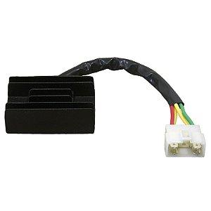 Regulador Retificador de Voltagem JH Joto 125 Chiaratto