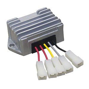 Regulador Retificador de Voltagem Vespa PX 200 81-97 Chiaratto