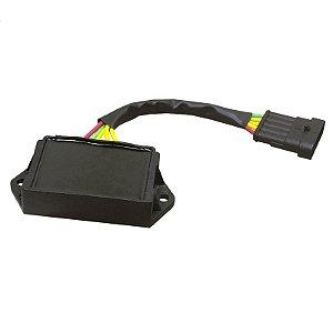 Regulador Retificador de Voltagem Sherco 200 2T 14-18 Chiaratto