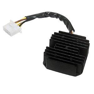Regulador Retificador de Voltagem Police 1000 KZ1000P 89-05 Chiaratto