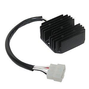 Regulador Retificador de Voltagem Virago 250 (com chicote) Chiaratto