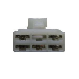 Conector Regulador Retificador de Voltagem YZF R3 321 15-16 Chiaratto