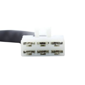 Conector Regulador Retificador de Voltagem Ninja ZX 6R 98-99 Chiaratto