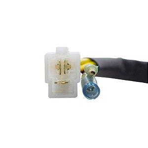 Conector Regulador Retificador de Voltagem NX 4 Falcon 400 99-08 Chiaratto