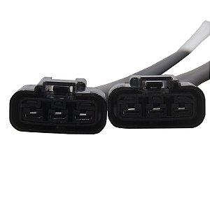 Conector Regulador Retificador de Voltagem MT 07 15-16 Chiaratto
