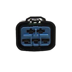 Conector Regulador Retificador de Voltagem VT 750 Shadow 03-09 Chiaratto