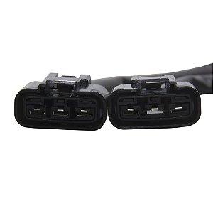 Conector Regulador Retificador de Voltagem Spyder 990 10-16 Chiaratto