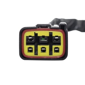Conector Regulador Retificador de Voltagem KingQuad 450 07-10 Chiaratto