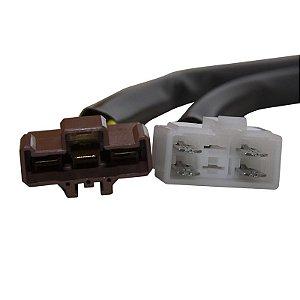 Conector Regulador Retificador de Voltagem RSV Mille 1000 98-03 Chiaratto