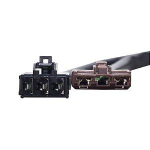 Conector Regulador Retificador de Voltagem Varadero XL 1000V 07-09 Chiaratto