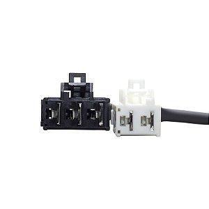 Conector Regulador Retificador de Voltagem CB 1300 Super Four 05-09 Chiaratto