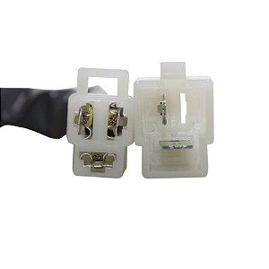 Conector Regulador Retificador de Voltagem Savage LS 650 90-99 Chiaratto