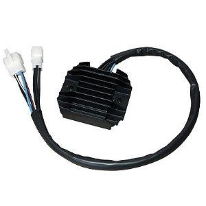 Regulador Retificador de Voltagem Ninja ZX6 600 05-06 Chiaratto