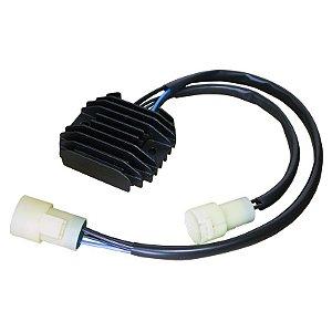 Regulador Retificador de Voltagem Ninja ZX6 600 00-04 Chiaratto