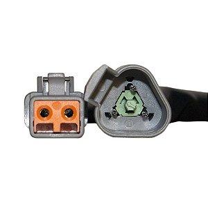 Conector Regulador Retificador de Voltagem GTI 130 05-07 Chiaratto