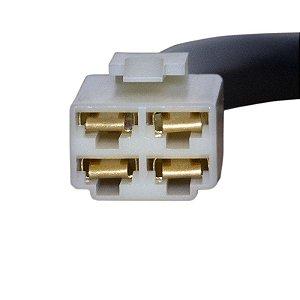 Conector Regulador Retificador de Voltagem Flash 150 Chiaratto