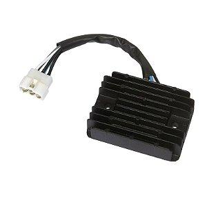 Regulador Retificador de Voltagem  Motor Honda GX630 GX660 GX690 Chiaratto