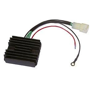 Regulador Retificador de Voltagem Motor de Popa Yamaha F75 F80 F90 F100Chiaratto