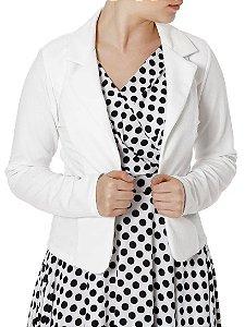 Blazer Feminino Autentique Off White
