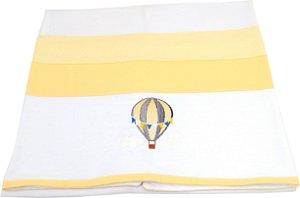 Cueiro Flanelado - Tema Balão