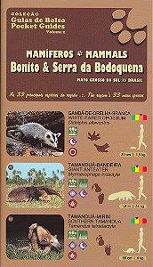 Guia de Bolso Mamíferos de Bonito & Serra da Bodoquena