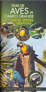 Guia de Aves de Campo Grande, áreas verdes urbanas