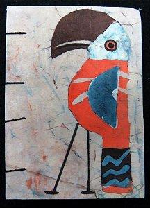 Caderneta Tucano 3 - Batik