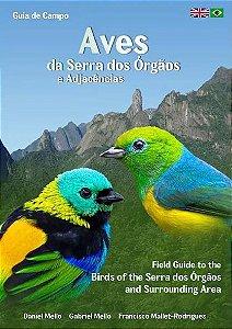 Aves da Serra dos Órgãos e Adjacências - Guias de Campo