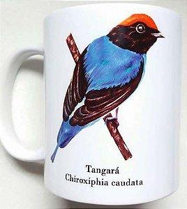 Caneca de Porcelana - Tangará