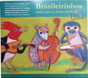 CDs Brasileirinhos vol. 2