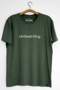 Camiseta Birdwatching - Yes Bird