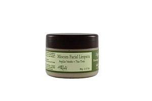 Máscara Natural e Vegana Controle de Oleosidade Argila Verde 90g Arte dos Aromas