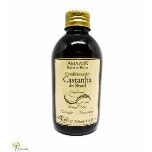 Condicionador Natural e Vegano Castanha do Brasil 250ml Arte dos Aromas
